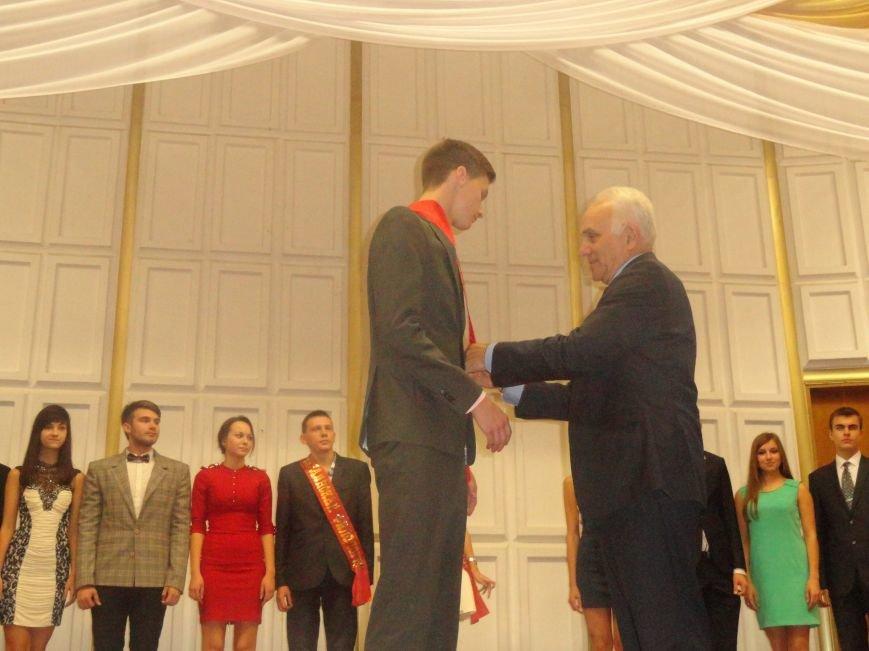 Мариупольский государственный университет чествовал своих новых первокурсников (ФОТО), фото-9