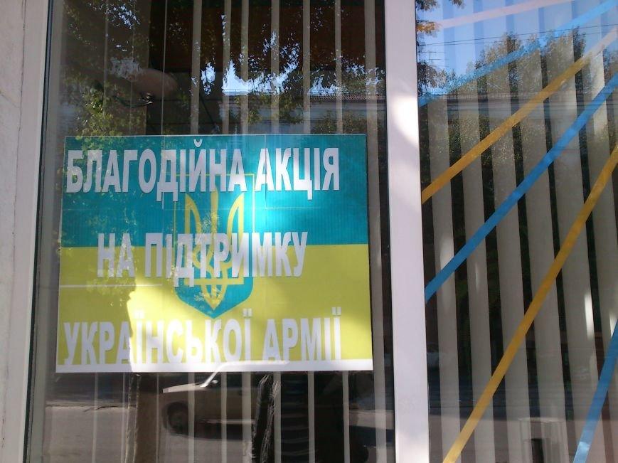 В Днепродзержинске состоялся флешмоб «Чтение ради мира», фото-1