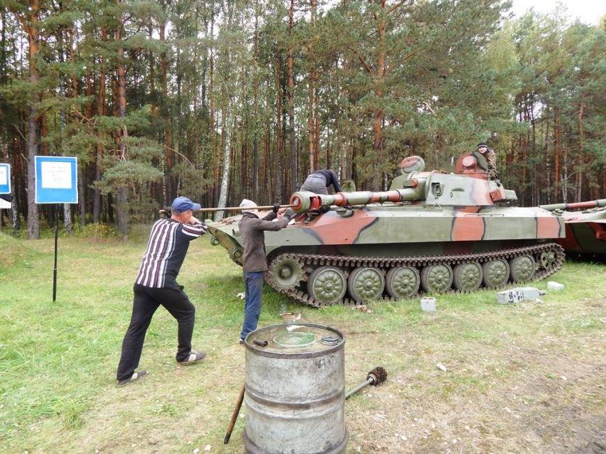 Із Рівненщини відправили самохідні артилерійські установки 2С1 «Гвоздика» (Фото), фото-2