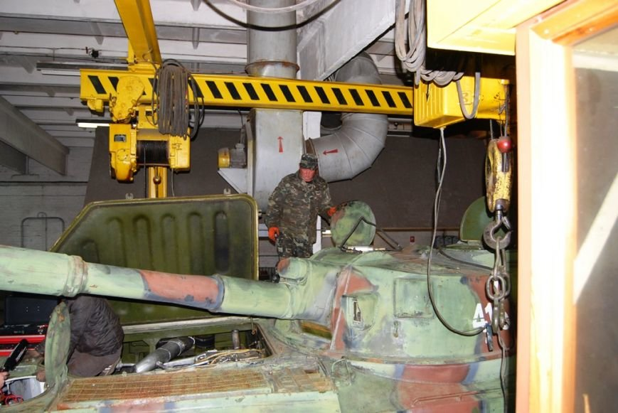 Із Рівненщини відправили самохідні артилерійські установки 2С1 «Гвоздика» (Фото), фото-1