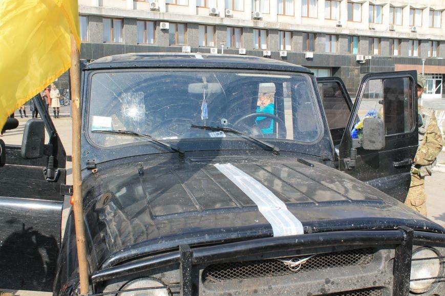 Сумчане встретили пограничников, охранявших границу в зоне АТО (ФОТО), фото-5