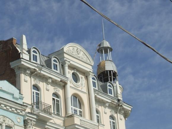 Вінницькому «Савою» повертають купол, фото-2