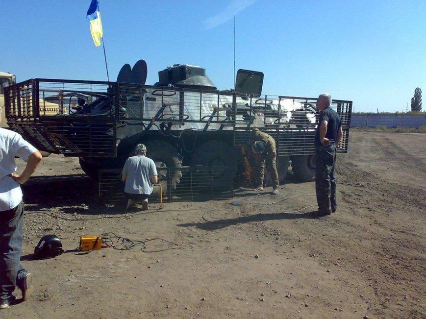 «Передавать помощь в 17 танковую надо лично в руки бойцам» - волонтер Андрей Мизан, фото-3