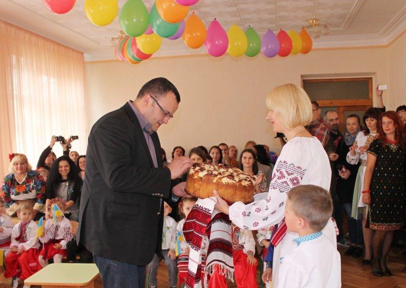 У Чернівцях відбулось урочисте відкриття нової групи на 50 малюків у ДНЗ №25, фото-1