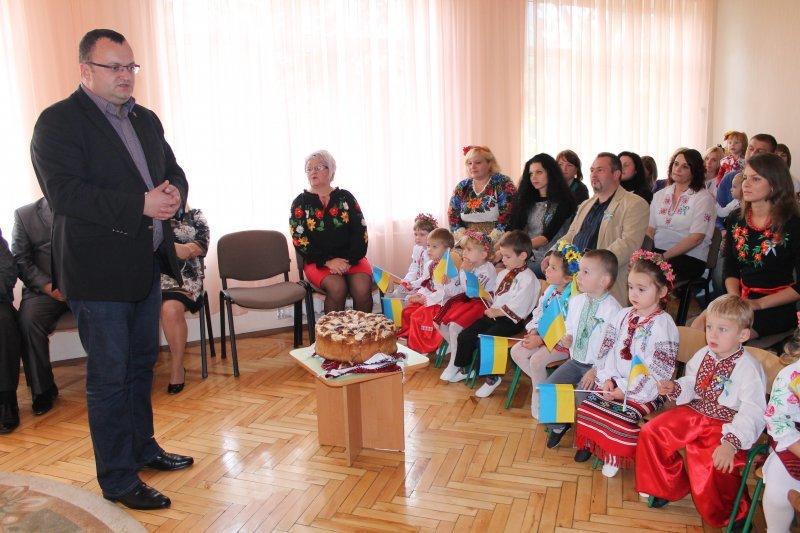 У Чернівцях відбулось урочисте відкриття нової групи на 50 малюків у ДНЗ №25, фото-2