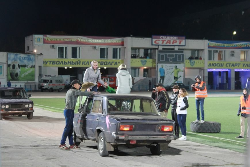 Фоторепортаж с Шоу каскадёров, фото-21