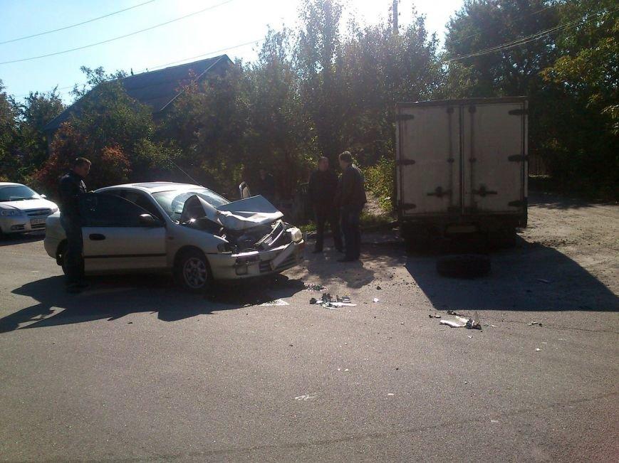 ДТП на улице Петровского в Днепродзержинске, фото-1