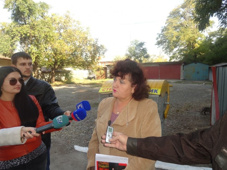 Мариупольцев пытаются приучить к европейской системе сортировки мусора (ФОТО), фото-3
