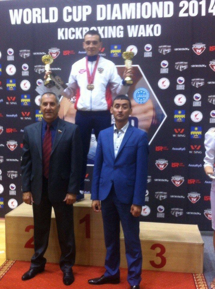 Ульяновский кикбоксер завоевал сразу два Кубка мира, фото-2