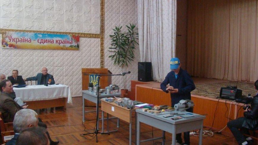У Чернівцях провели майстер-клас  «Виготовлення пічки-обігрівача для солдата», фото-1