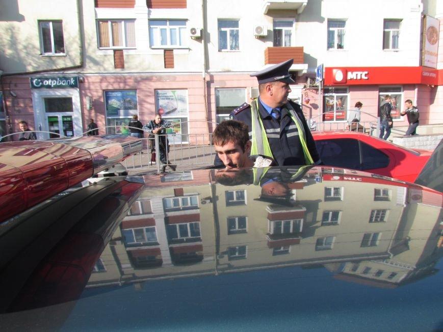 В Мариуполе пьяный велосипедист врезался в автомобиль (ФОТО), фото-6