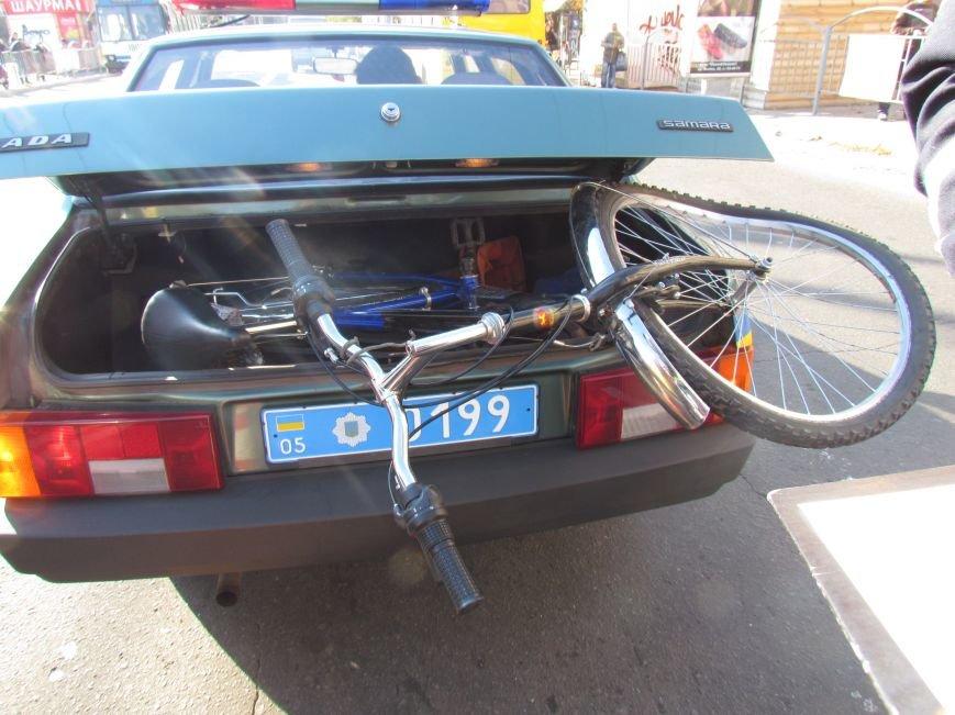 В Мариуполе пьяный велосипедист врезался в автомобиль (ФОТО), фото-7