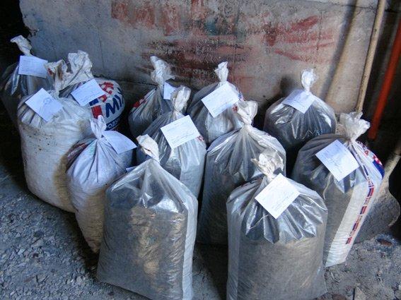 В Днепропетровщине мужчина украл из вагона полтонны угля, фото-2