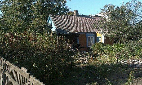 В Авдеевке БМП влетел в дом (ФОТО, ВИДЕО), фото-3