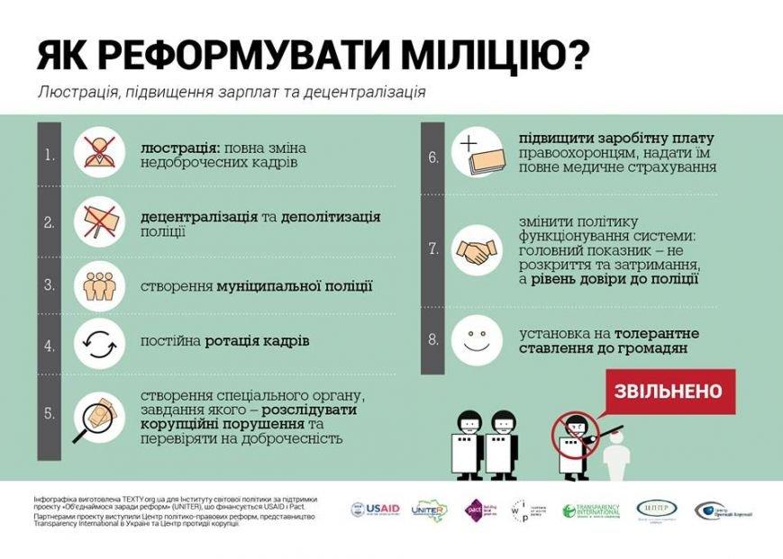 Реформа милиции, прокуратуры и судейства в Украине - что нужно сделать?, фото-2