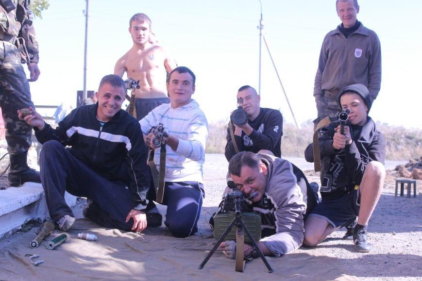 Бывшие беспризорники из Мариуполя подарили военным современный блокпост (ФОТО), фото-5