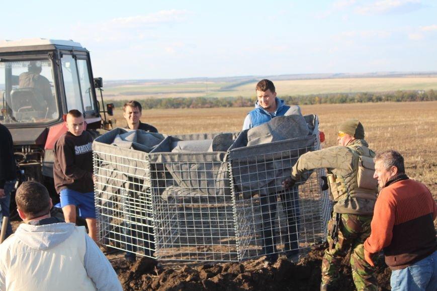 Бывшие беспризорники из Мариуполя подарили военным современный блокпост (ФОТО), фото-14