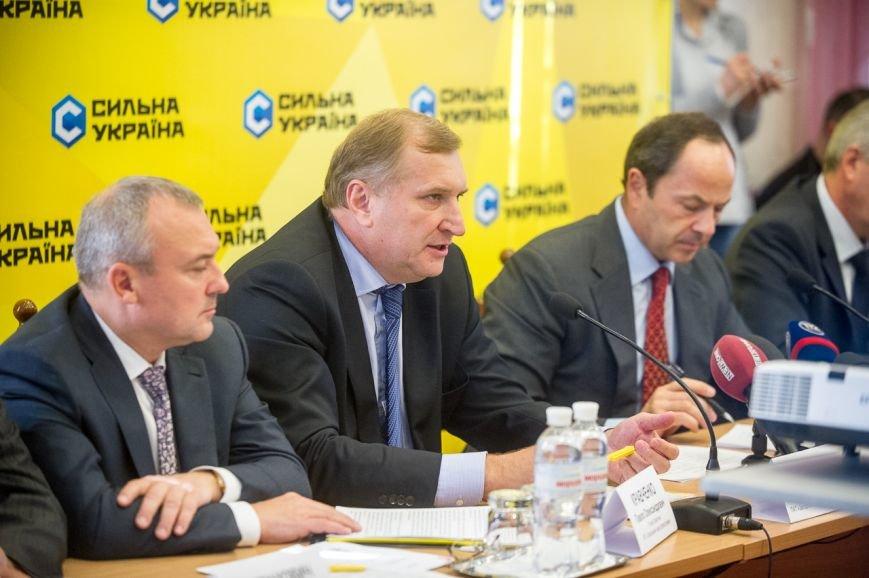 Сергій Тігіпко: Промислові підприємства перебувають у кризі через некомпетентну політику уряду, фото-1