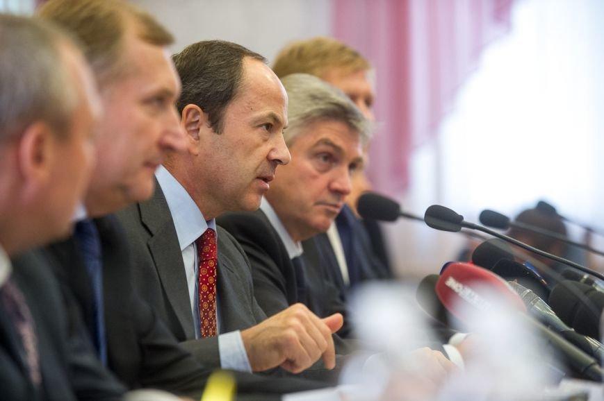 Сергій Тігіпко: Промислові підприємства перебувають у кризі через некомпетентну політику уряду, фото-3