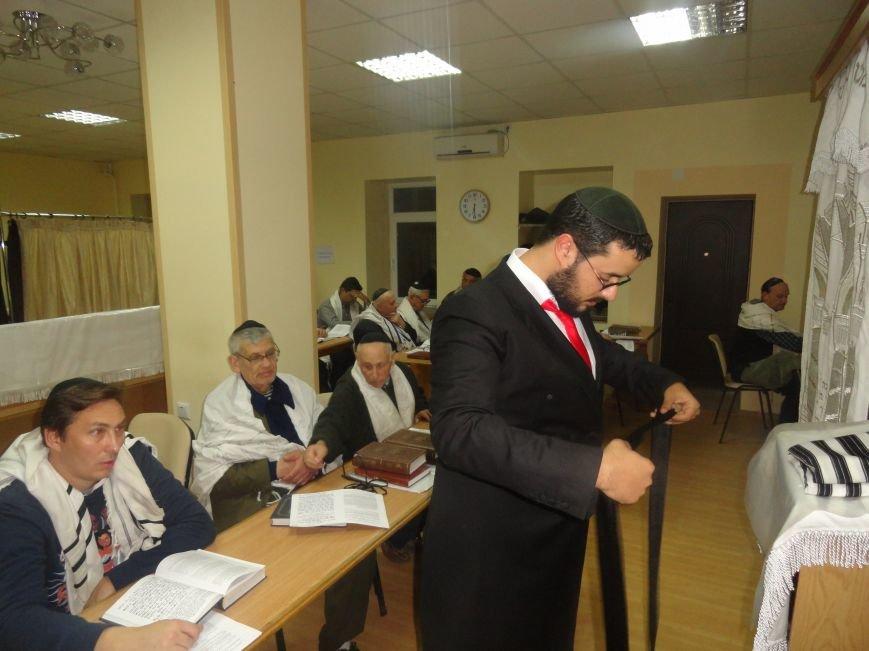 Еврейская община Мариуполя  отмечала главный день покаяния (ФОТОРЕПОРТАЖ), фото-9