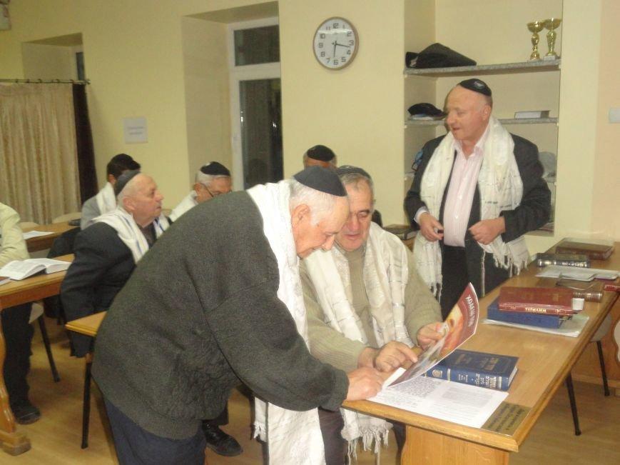Еврейская община Мариуполя  отмечала главный день покаяния (ФОТОРЕПОРТАЖ), фото-5