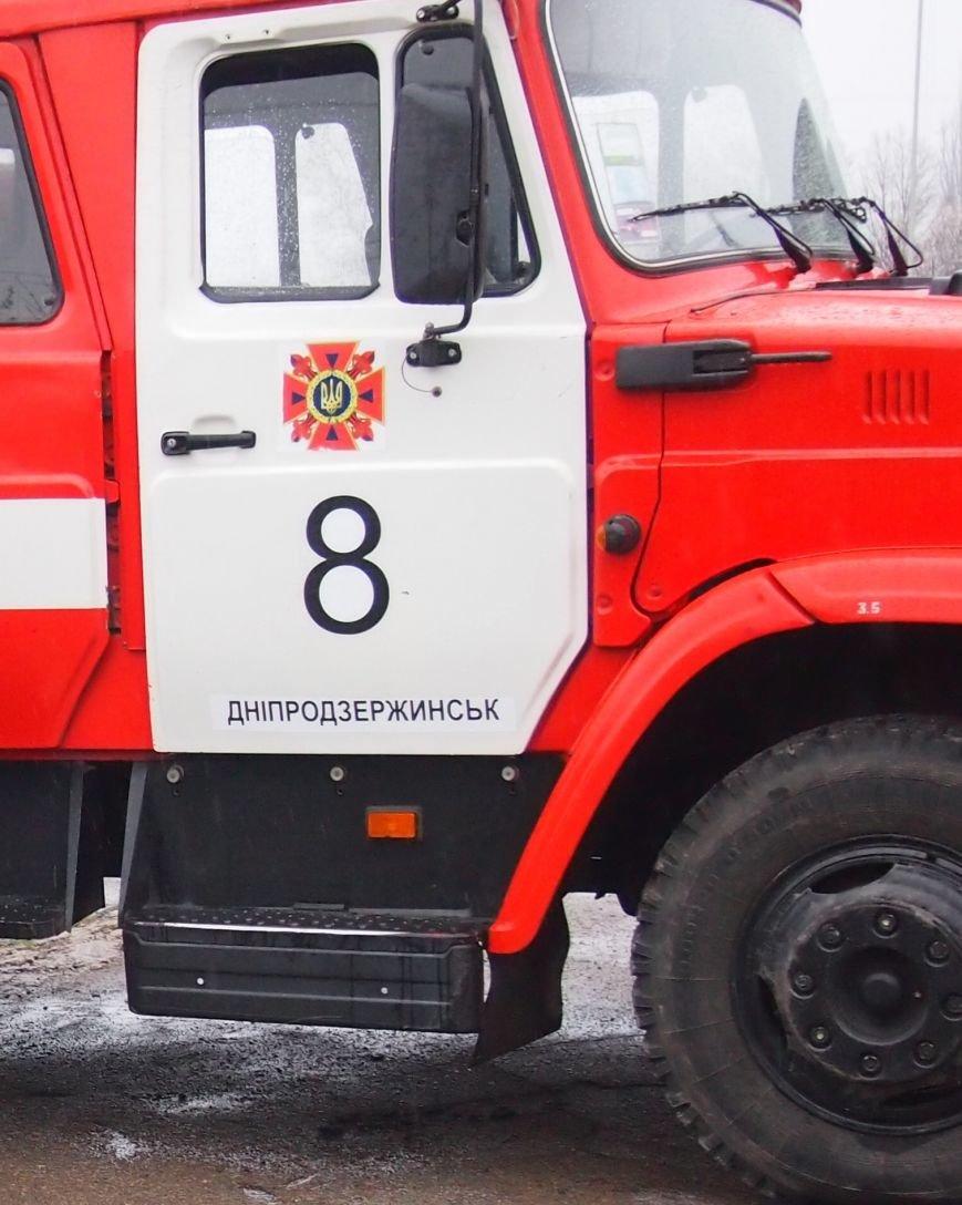 В Днепродзержинске спасатели ликвидировали подгорание пищи и спасли жильца квартиры, фото-1