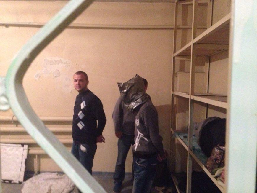 Бойцы «Азова» задержали дезертиров Нацгвардии (ФОТО), фото-3