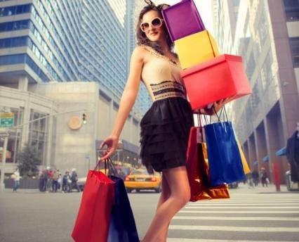 шоппинг в москве