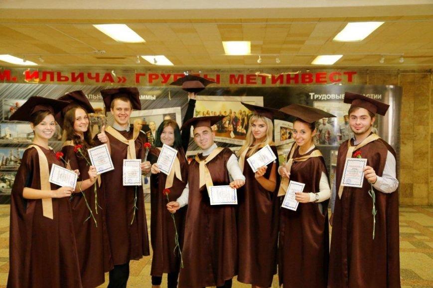 В Мариуполе первокурсников ПГТУ посвятили в студенты (ФОТО), фото-8