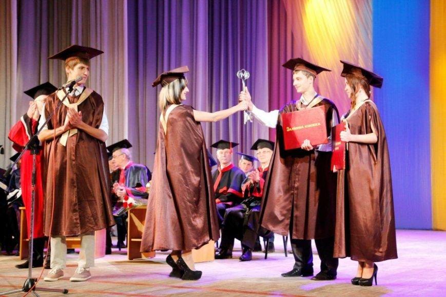 В Мариуполе первокурсников ПГТУ посвятили в студенты (ФОТО), фото-1