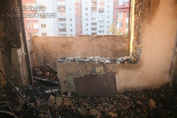 У Тернополі через пожежу у багатоповерхівці 31 людину було евакуювано (фото, відео), фото-7