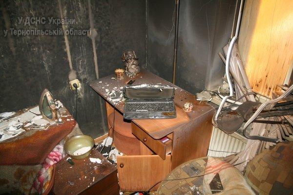 У Тернополі через пожежу у багатоповерхівці 31 людину було евакуювано (фото, відео), фото-5