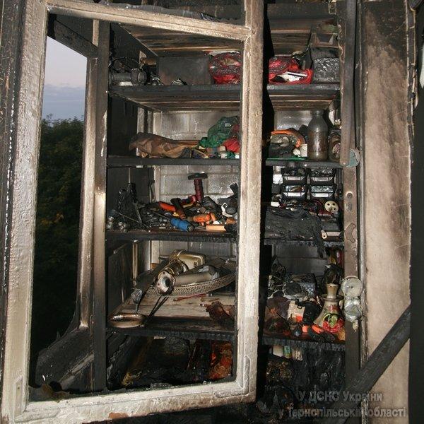 У Тернополі через пожежу у багатоповерхівці 31 людину було евакуювано (фото, відео), фото-2