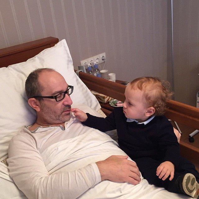 Кернес выложил в сеть фото своего внука, фото-1