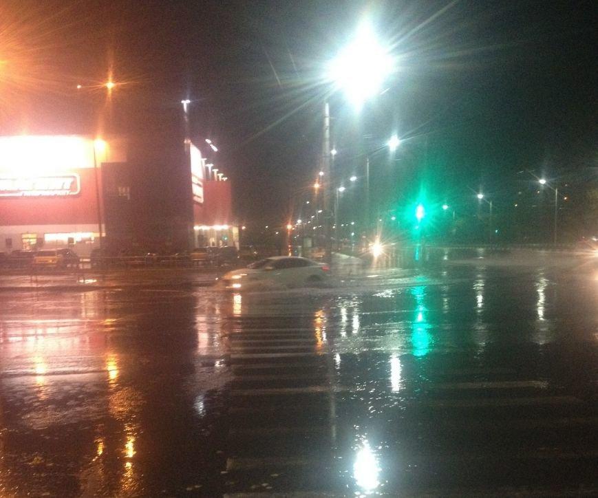 Новый город снова затопило!, фото-1