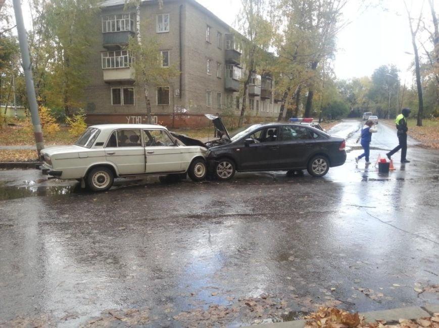ДТП в Ульяновской области: 5 октября легковушка «въехала» в трактор, фото-1