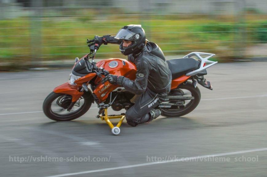 Лучшая мотошкола страны: «В шлеме» ездить безопаснее, фото-1