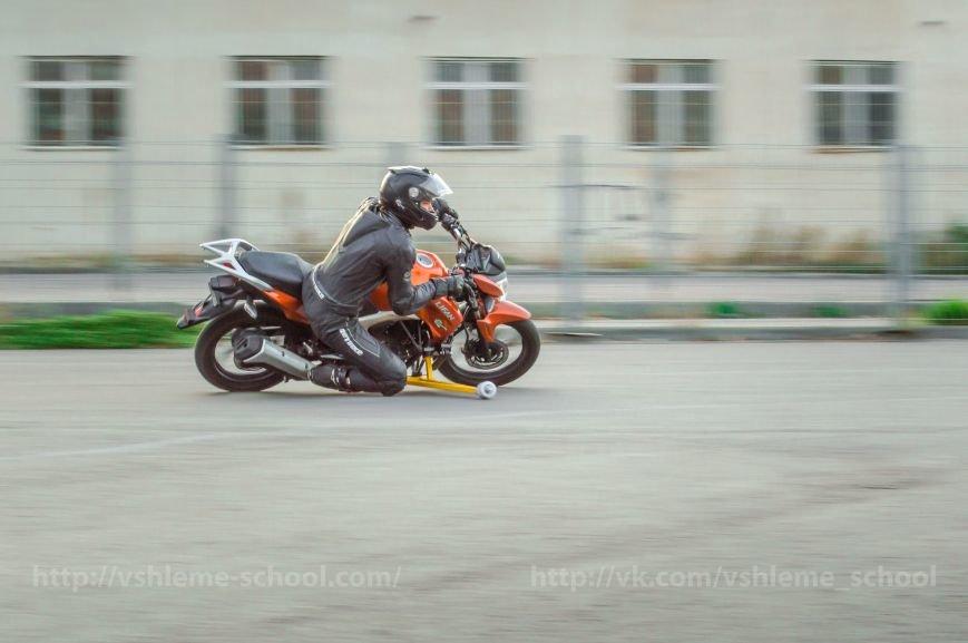Лучшая мотошкола страны: «В шлеме» ездить безопаснее, фото-2