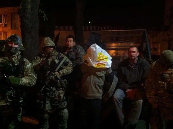 Под Мариуполем задержали танкиста-сепаратиста (ФОТО), фото-1