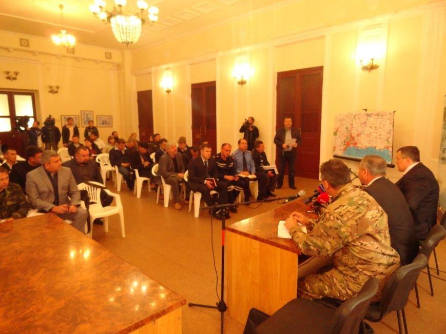 Юрий Хотлубей заявил, что Мариуполь не входит в  30-километровую буферную зону (ФОТО), фото-2