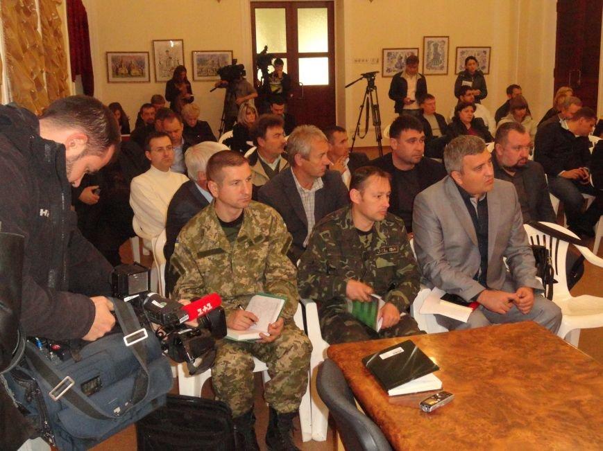 Юрий Хотлубей заявил, что Мариуполь не входит в  30-километровую буферную зону (ФОТО), фото-3