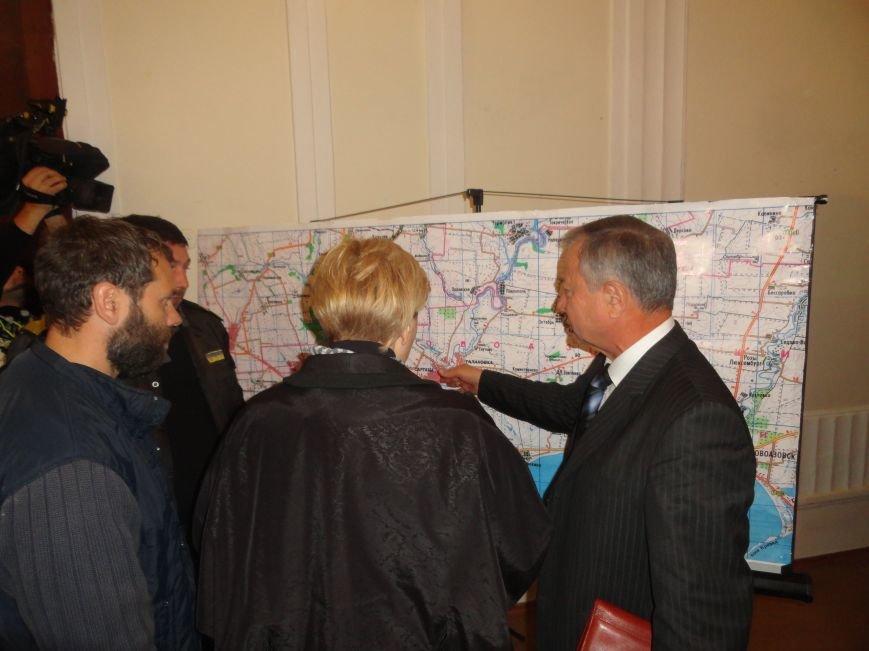 Юрий Хотлубей заявил, что Мариуполь не входит в  30-километровую буферную зону (ФОТО), фото-6