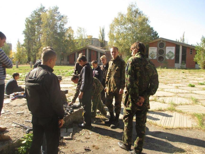 Полтавські скаути протягом трьох днів проходили військову підготовку, фото-1