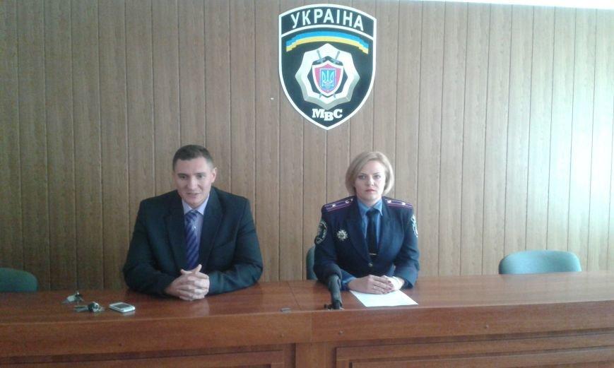 Школьникам из Днепродзержинска показали боевое оружие и изолятор для преступников, фото-1