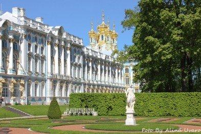 Екатерининский дворец, Царское Село, город Пушкин, Санкт-Петербург, стоимость билетов