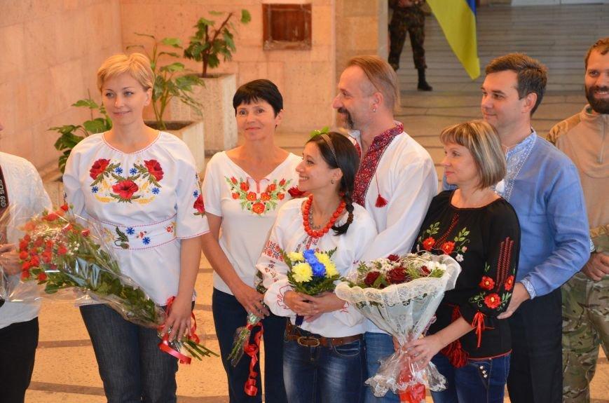 """В Мариуполе боец """"Днепра"""" и волонтер создали новую семью (ФОТОРЕПОРТАЖ+ВИДЕО), фото-15"""