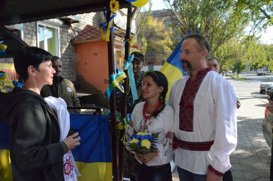 """В Мариуполе боец """"Днепра"""" и волонтер создали новую семью (ФОТОРЕПОРТАЖ+ВИДЕО), фото-9"""