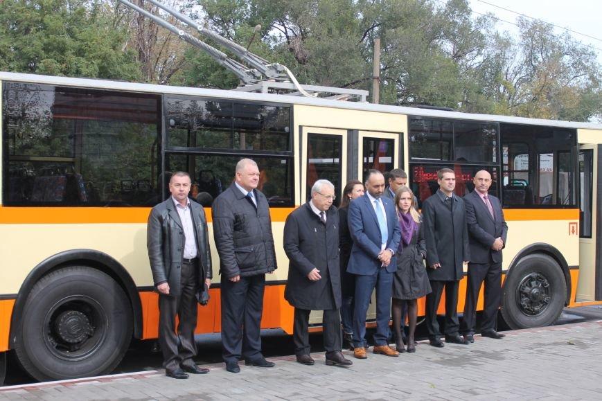 «АрселорМиттал Кривой Рог» отремонтировал городские троллейбусы (ФОТО), фото-2