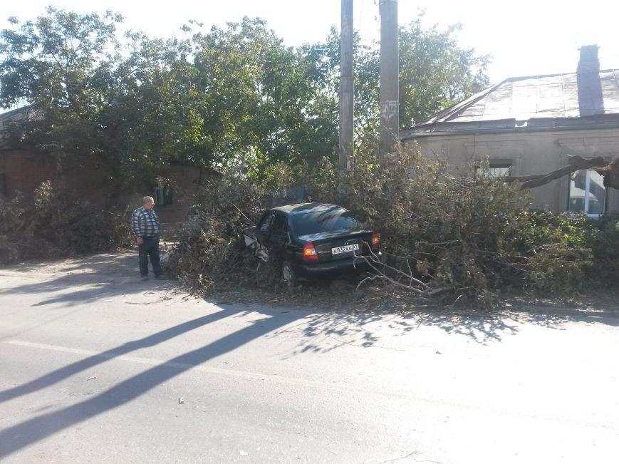 В Таганроге произошла авария, столкнулись три автомобиля (ФОТО), фото-3