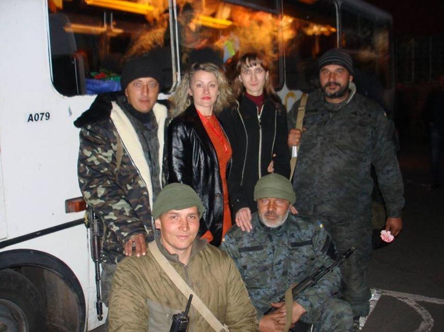 Кривой Рог дождался своих героев: более 150 бойцов Нацгвардии приехали на ротацию домой, фото-6